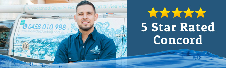 Plumber Concord NSW
